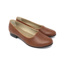 Juniper Shoe - Chestnut