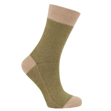Dots Socks - Olive