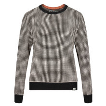 Hana Jumper - Black & Shell