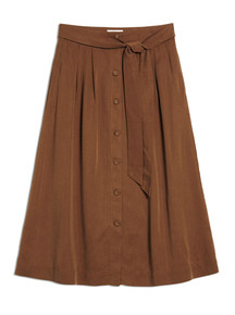 Juliaana Skirt - Cocoa