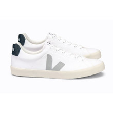 Esplar SE Canvas (Mens) - White / Oxford Gey / Nautico