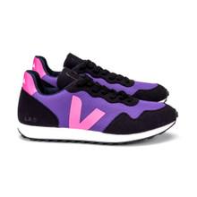 Veja SDU Rec AlveoMesh Vegan Trainer (Womens) - Purple / Sari / Black