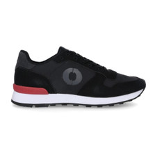Yale (Mens) - Black / Red