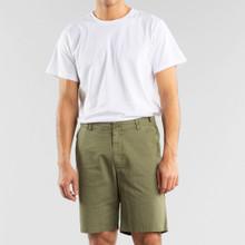 Nacka Shorts - Olive Green