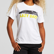 Dedicated Mysen T Lazy Dayz - White
