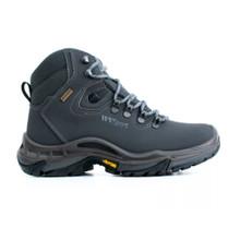 Waterproof Hiking Boots (Womens) - Dark Blue