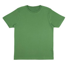 Unisex Organic T Shirt - Leaf Green