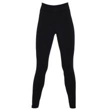 Organic Stretch Leggings (Womens) - Black