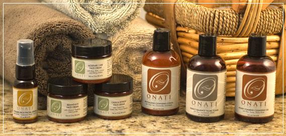 Organic Natural Facial Care by ONATI