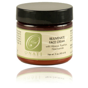 ONATI Rejuvenate Face Cream is perfect for mature, dry, normal, oily, combination, damaged skin. Our organic synergetic formula is rich in Omega-3 and Omega-6 Fatty Acids, Vitamin C and is packed full of additional vitamins providing nourishing nutrients and antioxidants to the most tired looking complexion. These benefits are essential for promoting good skin health and fighting the aging effects caused by free radical damage and environmental stressors.