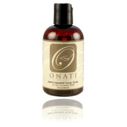 ONATI Perfect Balance Face Toner for sensitive, acneic, mature, dry, sun damaged, oily, normal, combination skin. Rich in antioxidants, amino acids, DMAE, and vitamin C for fighting free radical damage helping prevent further signs of aging. Our gentle toner formula is infused with Tea Tree essential oil benefiting all skin types.