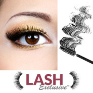 Natural Mascara For Sensitive Eyes - LASH Exclusive