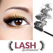 Natural Mascara For Sensitive Eyes - LASH Exclusive