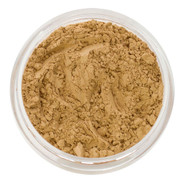 loose mineral foundation Hannah shade for olive skin neutral to slightly yellow in light to medium skin tone. 3 formulas for normal / dry / oily / combo / acne / sensitive skin
