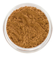 loose mineral foundation Tawny shade medium to tan with caramel brown skin tones works with strong golden undertone with hint of reddish brown 3 formulas for normal / dry / oily / combo / acne / sensitive skin