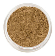 loose mineral foundation Olivetta shade medium to tan neutral olive shade for beige to neutral skin tones will even out skin 3 formulas for normal / dry / oily / combo / acne / sensitive skin
