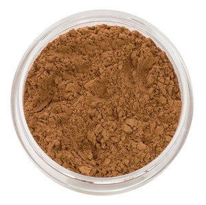 loose mineral foundation Jacinta shade medium to tan for balanced skin tones of golden undertones and reddish overtones, a neutral brown for cocoa skin, a perfect balance of cool and warm tones 3 formulas for normal / dry / oily / combo / acne / sensitive skin