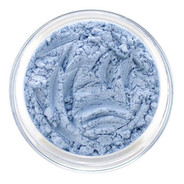 Loose mineral eye shadow is a pale sheer Blue. Leaves a subtle soft hue with a touch of shimmery glow. Beautiful with Blue Moon shade.