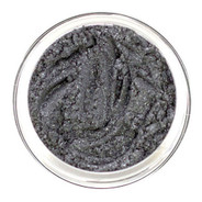 Loose mineral eyes shadow shade in a wash of gun metal gray with a deep, rich steely blue undertone for a beautiful smoky eye. Excellent for an evening look for a bit of glam with a touch of sparkle!