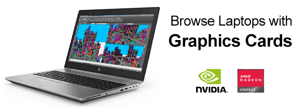 Laptops with Graphics Cards