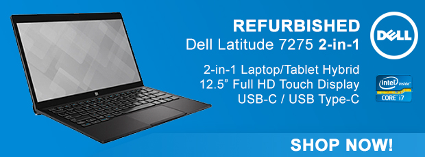 FHD Dell Touchscreen 2-in-1