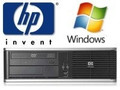 HP DC7900 Intel Core 2 Duo retail image for reference only