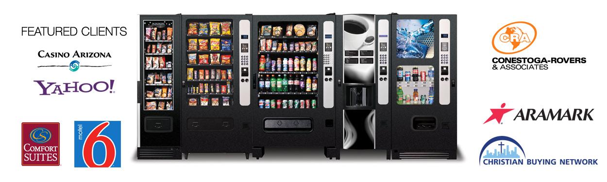Global Vending Group Customers