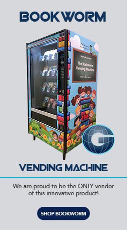 Bookworm Vending Machine