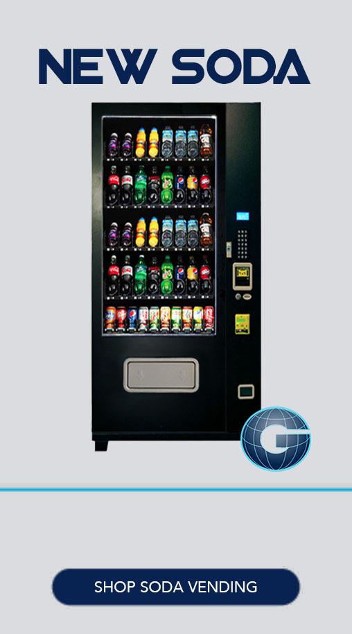 New Soda Machine
