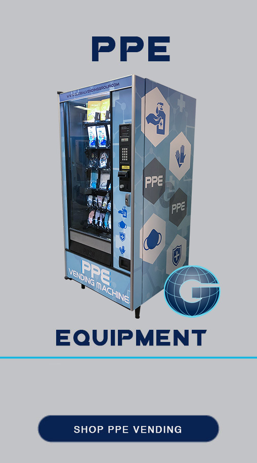PPE Equipment Vending Machine