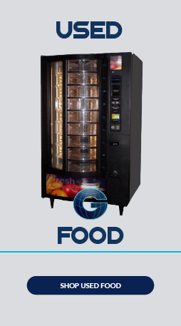 Used Food Vending Machines