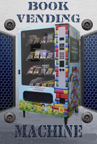 Bookworm Vending Machine