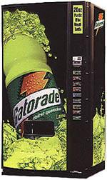Dixie Narco DN600E Soda Machine - Refurbished