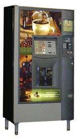 Automatic Products AP223 Coffee Vending Machine - Refurbished