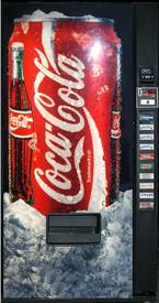 Royal RVMCE 650 Coke Machine - Refurbished