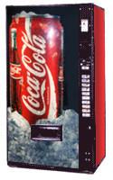 Royal RVMCE 768 Coke Machine - Refurbished