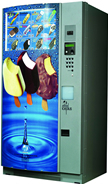Jofemar ICE PLUS Ice Cream Vending Machine - New