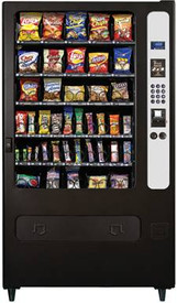Perfect Break Systems HR40 Snack Merchandiser Machine - New
