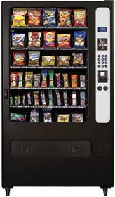 Perfect Break Systems HR40 Snack Merchandiser Machine - New