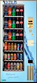 Jofemar Quencher Soda Machine - New