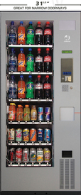 Jofemar Quencher Soda Machine - New Standard Grey