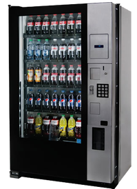 Royal Vendors Vision Vendor 500 Plus Soda Machine - New