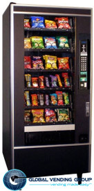 National 148 Snack Machines - Refurbished