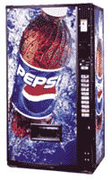 Royal RVMCE 768 Soda Machine