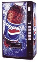 Royal RVMCE 768 Soda Machine