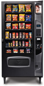Perfect Break Systems MP32 Black Diamond Snack Merchandiser Machine - New