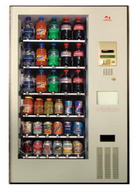 Jofemar Quencher Soda Machine $5895.00