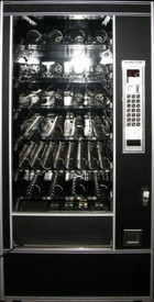 Automatic Products AP6600 Snack Machine - Refurbished