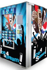 DIVI FC01 FASTCORP ICE CREAM MACHINE