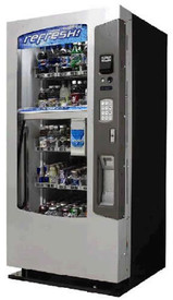 Vendo VUE 30 Soda Machine - New